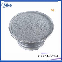 Hoge Zuiverheid Powder Silver AG CAS 7440-22-4 met een Hoog Tarief van Tweede Blik