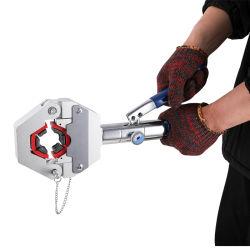 Outil de sertissage du flexible hydraulique de l'AC Air Condition Repair Tool Outil de sertissage du flexible