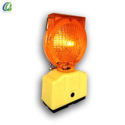 CE Großhandel blinkende LED Solar Warnung Barrikade Lichter