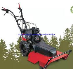 جزازة العشب ذات فرشاة البنزين 7HP Petrol Brush Field Mower Lawn Mower