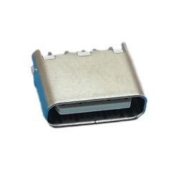 Connecteur de type C de l'éclisse de base 12POS corps court L= 5.7mm