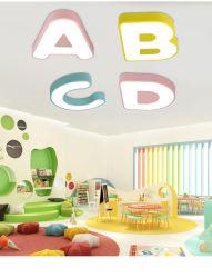 Eingehangene LED Beleuchtung der Verteiler-Projektor-Handelsdecken-Lampen-Beleuchtung-Wand-Oberfläche mit 32W für Kind-Raum-Schule-Kindergarten