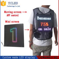 LED表示映画広告のための屋外の防水小型LEDスクリーン