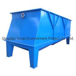 La purificazione industriale di trattamento delle acque lavora il chiarificatore alla macchina della lamella