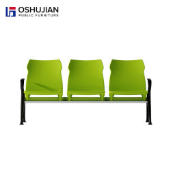 Fauteuil 3-Seater Guest Hospital Airport Waiting Seat Relax busstation Luchthaven Sofa