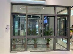 Aluminium-/Aluminiummetallflügelfenster-/schiebendes Fenster-/Tür-Eisen-Gitter-Entwurf/Markise/regelten,/Verlegenheit