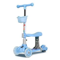 키즈 트라이휠 스쿠터 알렌 스쿠터는 적절한 품질 가격을 보장합니다 2륜 80W 접이식 전동 스쿠터(어린이용
