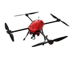 T-Drohnen M1000 imprägniern Uav 65mins für das industrielle Abbilden, Luftinspektion mit Batterie