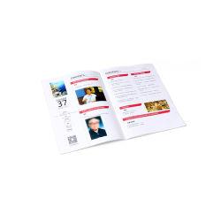 상용 사용자 정의 인쇄 컬러 제품 브로셔