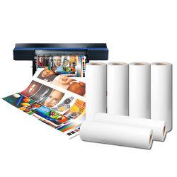 Сублимационная бумажная сублимация Перенос Белая бумага для принтеров Ink Jet HQ для теплопередачи керамики