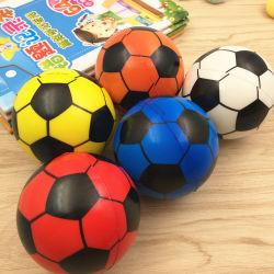Giocattolo di gioco del calcio della spugna, sfera solida, sfera del premio della sfera del regalo dei bambini