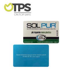 관례 125kHz에 의하여 인쇄되는 RFID 공백 호텔 키 카드 RFID 호텔 카드