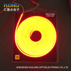 Dekorationen, die Neonlicht LED NeonFlexcb des Neonlicht-Dekoration-Licht-LED LED CER weiße flexible Streifen der Farben-2835 LED der Chip-LED mit CB Bescheinigung beleuchten