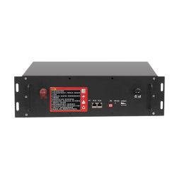 5kwh baterías LiFePO4 48V 100Ah batería de iones de litio de 10kwh 48V 200Ah batería de litio fosfato de hierro para el Inversor híbrido solar