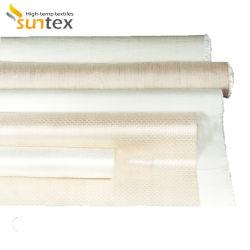불룩한 방사 방열 직물 섬유 섬유 섬유 섬유 섬유 유리 섬유 용접 블랭킷/팽창 조인트/플렉시블 커넥터용