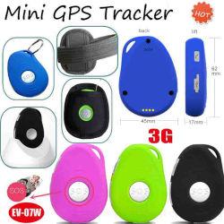 3G Портативные GPS Tracker с двусторонняя связь (EV-07W)