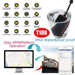 IP66 водонепроницаемый проводной GPS Car Tracker с АКК для защиты от краж сигнал тревоги