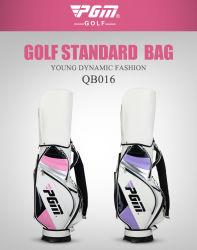 Logotipo do Cliente grossista venda quente saco de golfe e saco de golfe Golf Tour personalizado à prova de saco de PU pessoal
