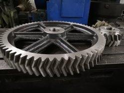 Детали трансмиссии шевронной шестерни для штамповочного станка