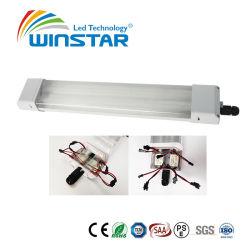 100LMW 50Вт Светодиодные лампы Tri-Proof гильзы лампы -- легко изменить печатных плат и драйверы