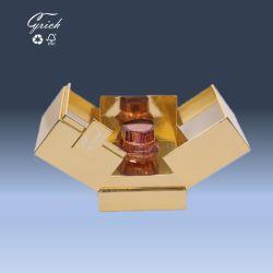 Confezione di alta qualità per display cosmetico con Top Two Side Apertura