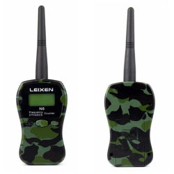 شاشة عرض LCD المحمولة الصغيرة المحمولة باليد Ctcss/DCS عداد تردد الراديو