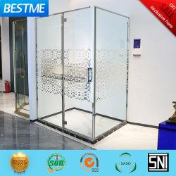 La nueva puerta corrediza, cuarto de baño Sanitarios sala de ducha de cristal Bl-B0123-C