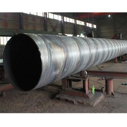 ASTM A572 гр. 50 спиральных сварные трубы из углеродистой стали трубы