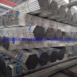 2019 nouveaux produits sur le marché tuyau rond en acier galvanisé Tuyau en acier au carbone