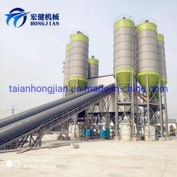 معدات البناء Hzs240 الصين 240m3/H ماكينة جديدة لخلط الخرسانة