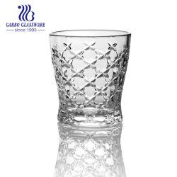 8 oz Grosso Barware Alta Qualidade Branco Whisky elegante Copo de vidro GB045409syc