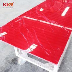 Künstliche Blätterfeste Oberflächenfaux-Stein-acrylsauerpanels (KKR-200225-7)