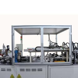 Pressa di tipo europea popolare di calore della tazza della fabbrica di Putianda in pieno automatica con le cremagliere per la macchina materiale non tessuta di Mascherine