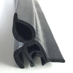 Погода губкой твердые силиконовые резины EPDM уплотнительной штампованный алюминий для автомобильной промышленности с RoHS