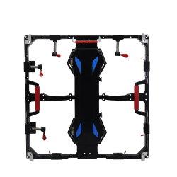 옥외 실내는 주물 LED 스크린 전시 내각 임대료 득점판을 정지한다