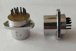 小型の水晶加速度計(Ф 18.2mm; 15ug; 15ppm;)