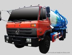 22, 000 [ليتر] [20م3] ماء صرف دبابة مع وحل شاحنة قلّابة [دونغفنغ] 10 عربة ذو عجلات فراغ ماء صرف شاحنة, مجرور تنظيف شاحنة