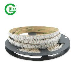 Numérique de haute qualité 144 pixel adressable WS2812 DC5V Néon Flexible Strip Light 5050 étanche