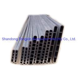 Flux parallèle de haute qualité en aluminium tube plat