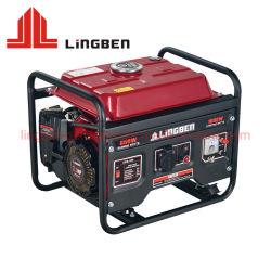 generatore di potere raffreddato ad aria elettrico portatile della benzina della benzina 2-8kw