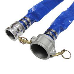 PVC Layflat Schlauch PVC Layflat Schlauch Wasserrohr Kunststoffrohr Bewässerungsrohre Entwässerungsrohre