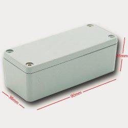 Alluminio popolare di allegato di elettronica del punto Rae090