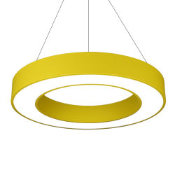 새로운 디자인의 LED 서클 램프 장착형 에너지 절약형 모던 펜던트 조명 시설