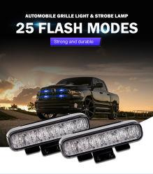 18W LED Warnleuchte Strobe Ligt Blitzleuchte Polizei Licht Mit Emark-R65