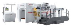 Het hete Stempelen van de Folie van het Gebruik van het Document van de Hoge snelheid van de Kwaliteit van de Verkoop Grote Automatische Hete en de Scherpe Machine van de Matrijs voor Grote Grootte