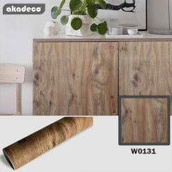 Design de natureza amplamente utilizado cola design em madeira de parede Decoração