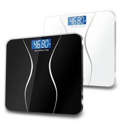 Scala elettronica del peso corporeo della stanza da bagno dell'affissione a cristalli liquidi Digital della famiglia