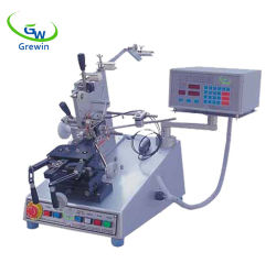 0.3-1.2mm de tipo deslizante Micro Toroid CNC máquina de bobinado de menor tamaño