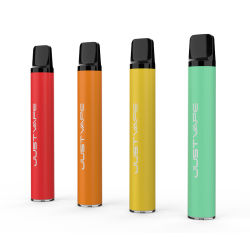 Vapeez Jvd6 >800 Batterie-Letzt-lang Großverkauf WegwerfVape Feder des Hauch-400mAh