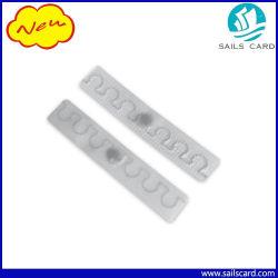 Het UHF Wasbare Textielproduct van de Markeringen van de Wasserij van de Markering RFID Flexibele Voor het Volgen van Amart van de Handdoeken van het Linnen van het Hotel